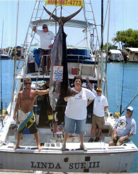 Mahi, blue Marlin, deep sea fishing